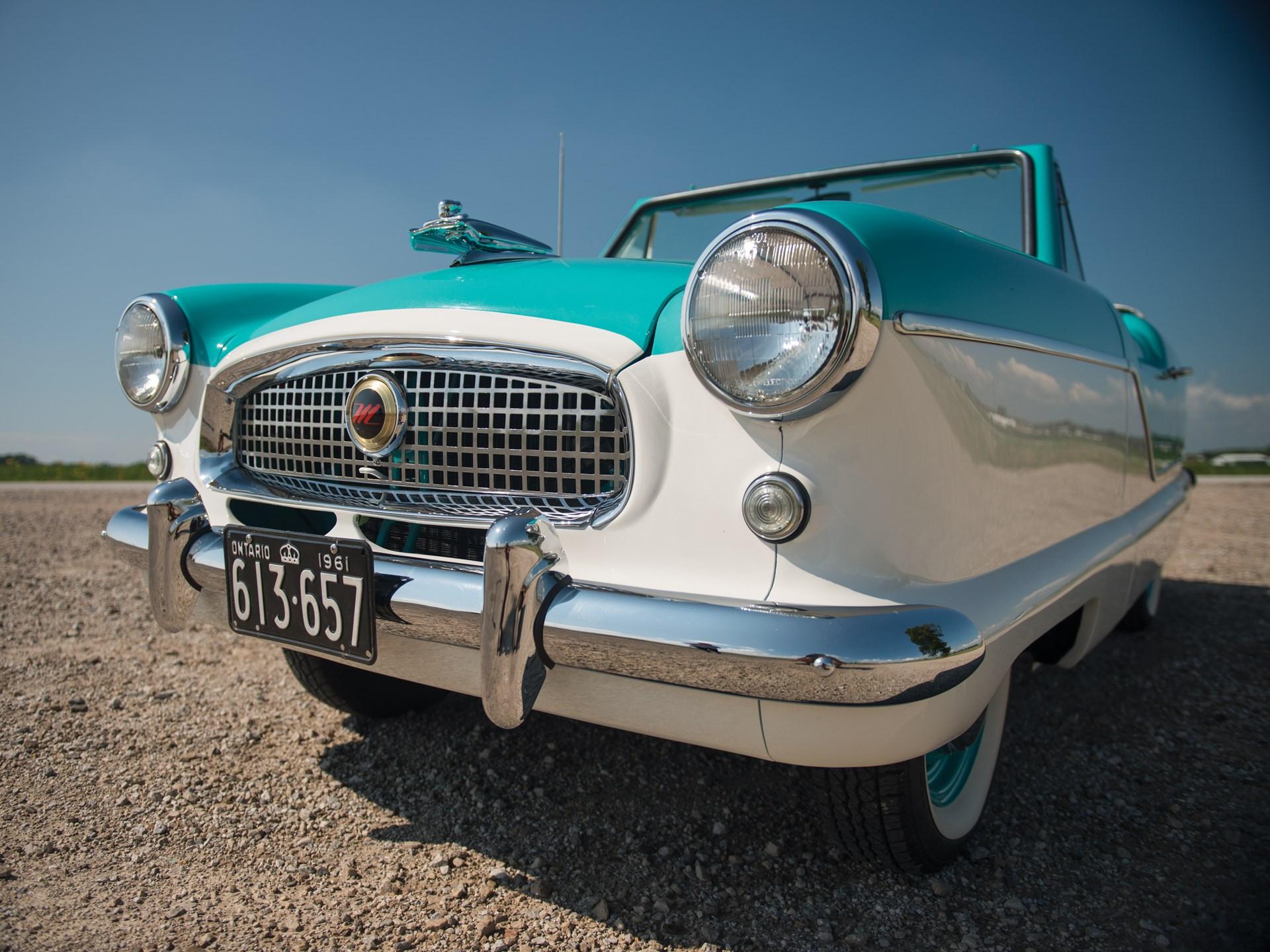 1961 AMC Metropolitan 1500 Convertible
