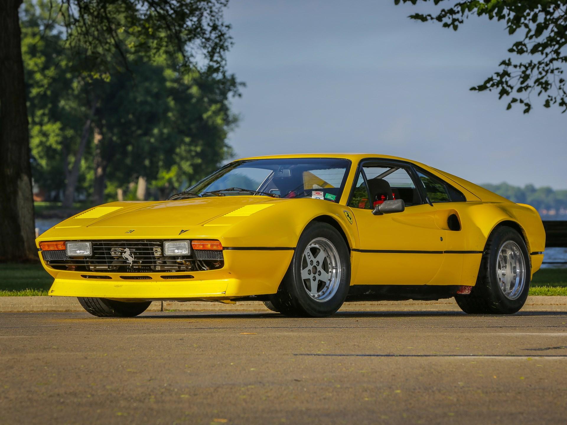 1977 Ferrari 308 GTB 'Corsa'
