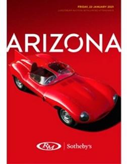 Arizona, 2021