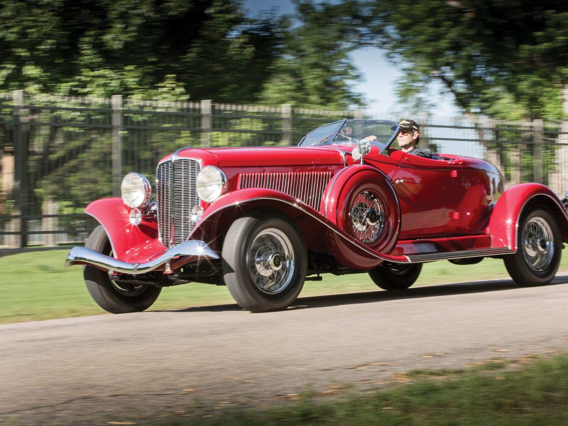 1934 Auburn Twelve Salon Speedster