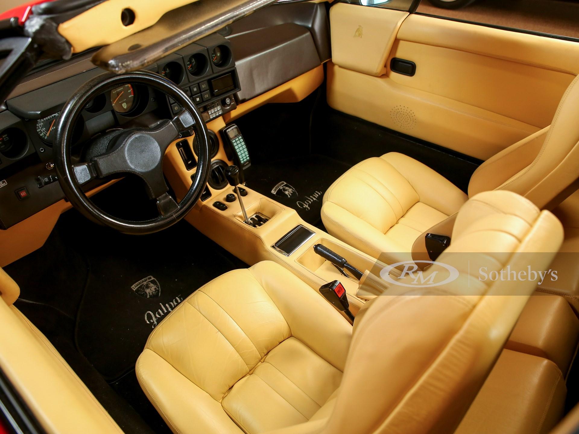 1984 Lamborghini Jalpa  -