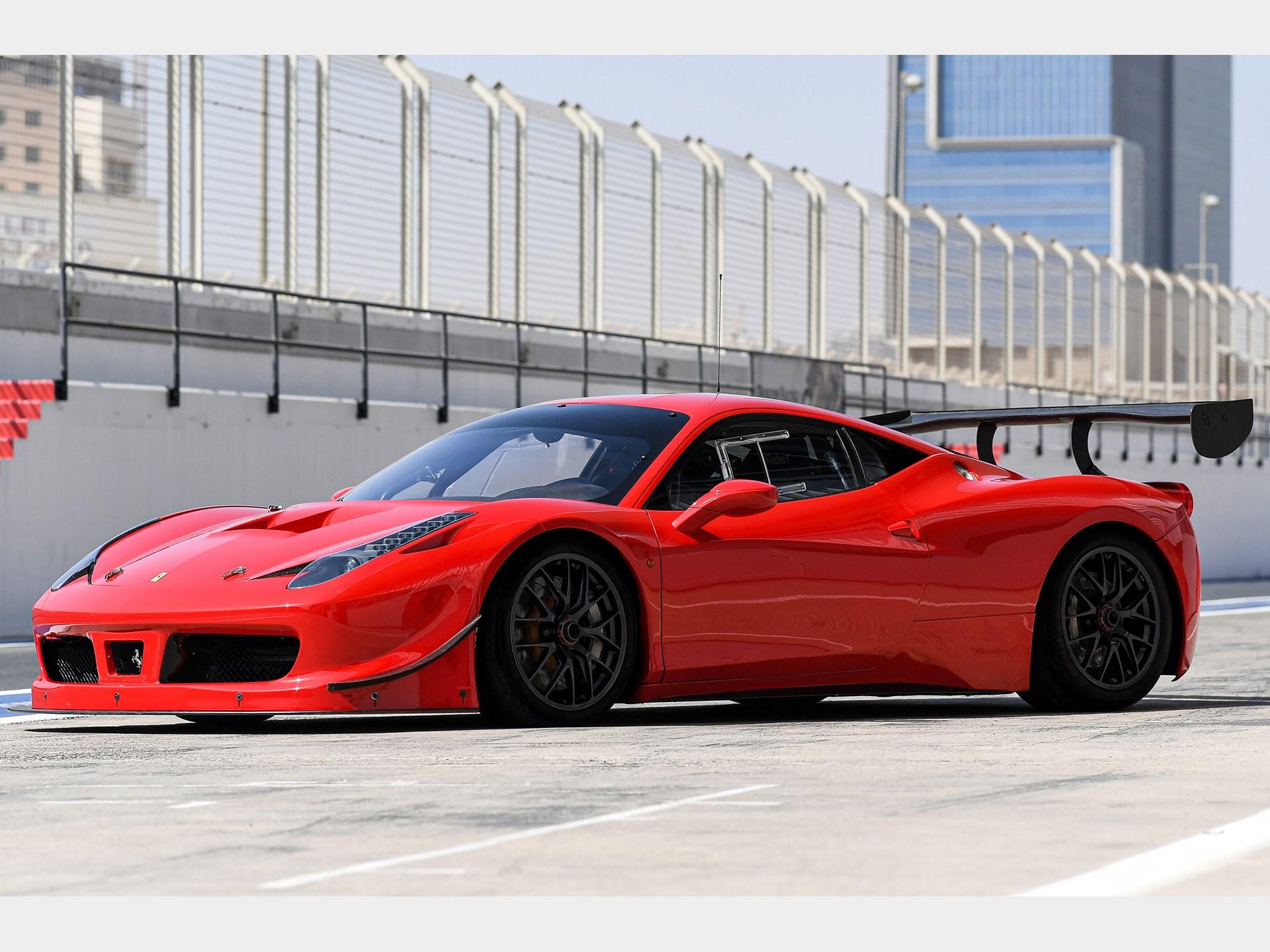 Rm Sothebys 2013 Ferrari 458 Challenge Private Sales