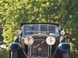 1924 Hispano-Suiza H6B Coupe de Ville by J. Saoutchik - $