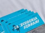 La Scuderia Ferrari, 1935/1936, 15 Issue Collection, Reprinted in 1988 - $