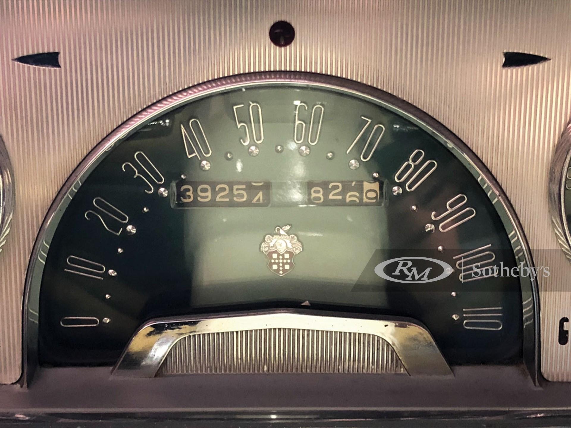 1954 Packard Caribbean Convertible  -
