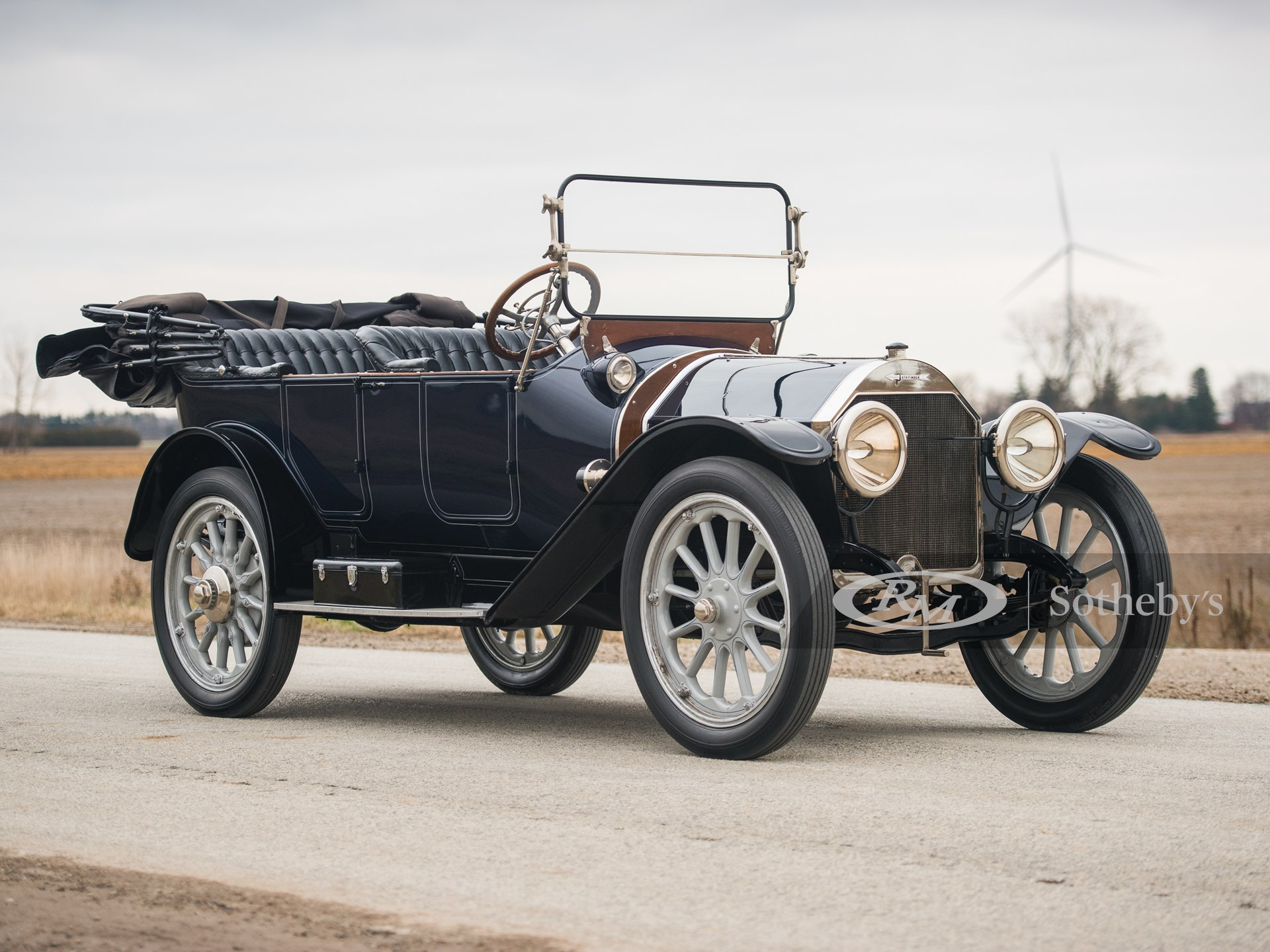 1913 Pathfinder Series XIII A Five-Passenger Touring