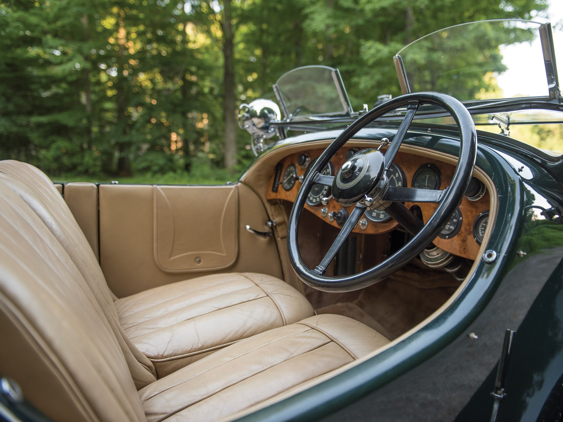 1932 Bentley 8-Litre Tourer by Vanden Plas
