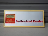 Ford Power Products Authorized Dealer Lit Sign - $