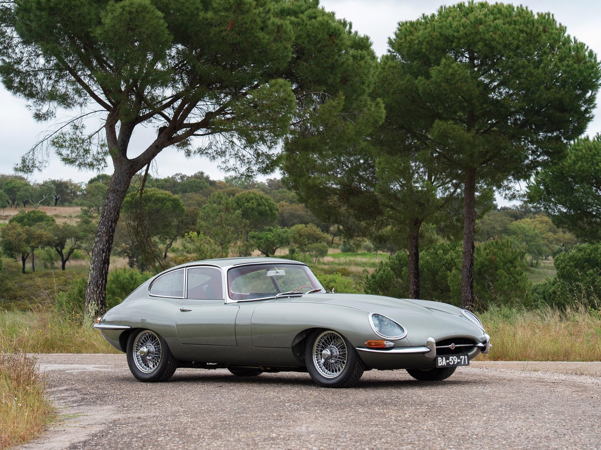 Rm Sotheby S 1961 Jaguar E Type Series 1 3 8 Litre Fixed Head