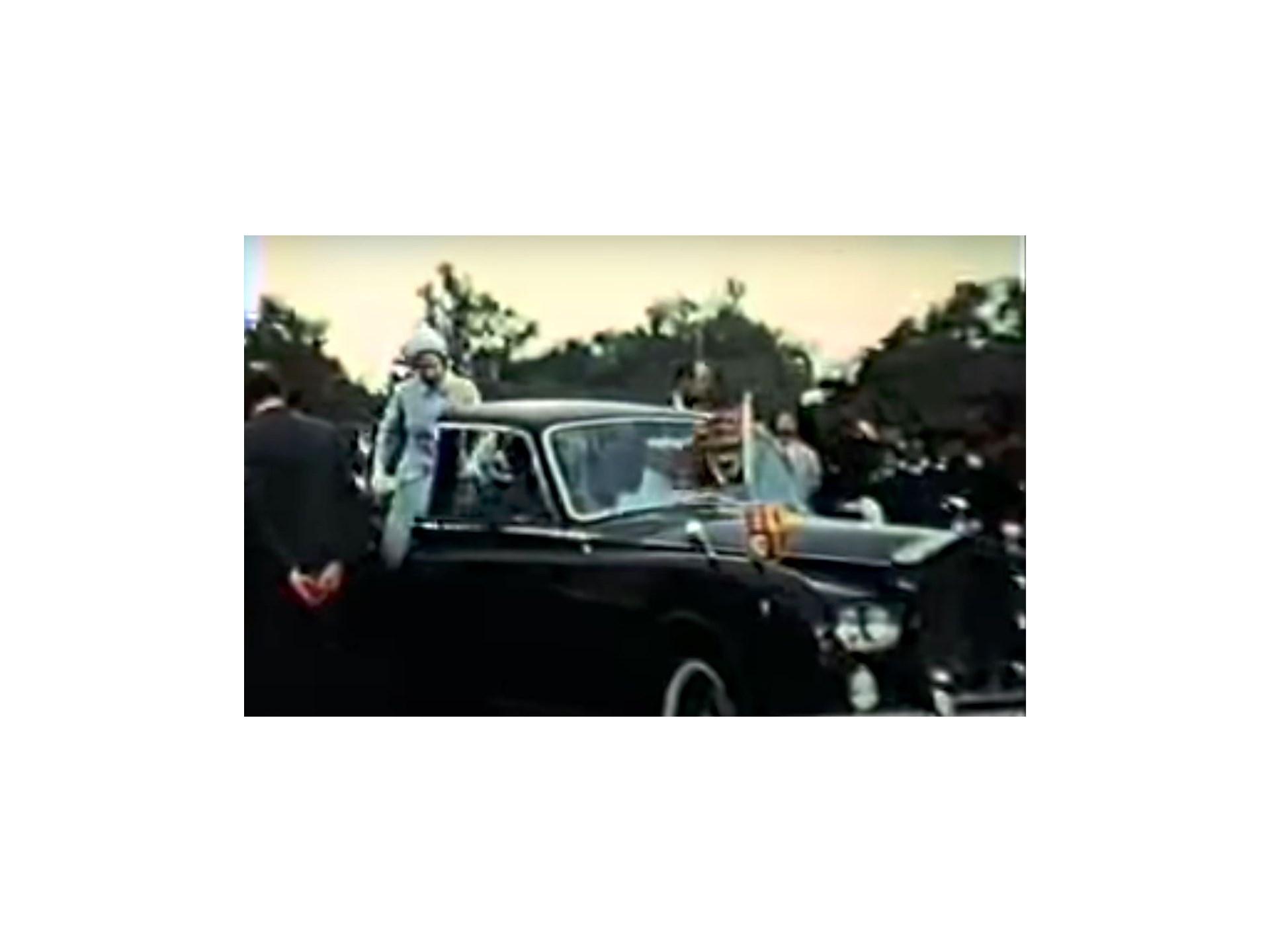 1967 Rolls-Royce Phantom V State Landaulet by Mulliner Park Ward
