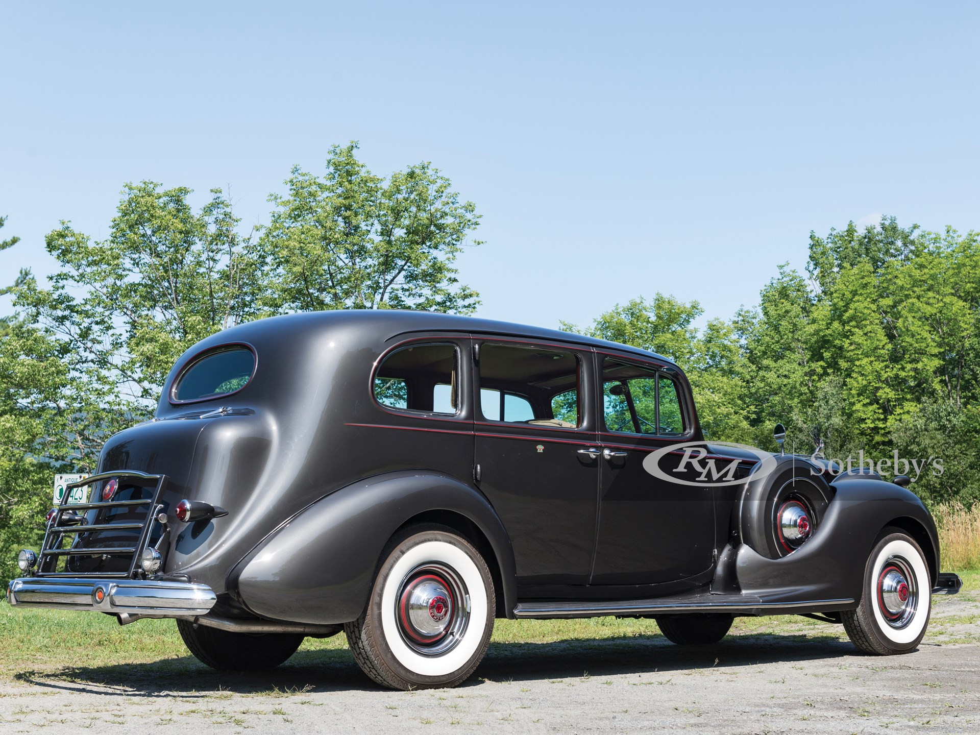 1939 Packard Twelve Seven-Passenger Touring Sedan  -