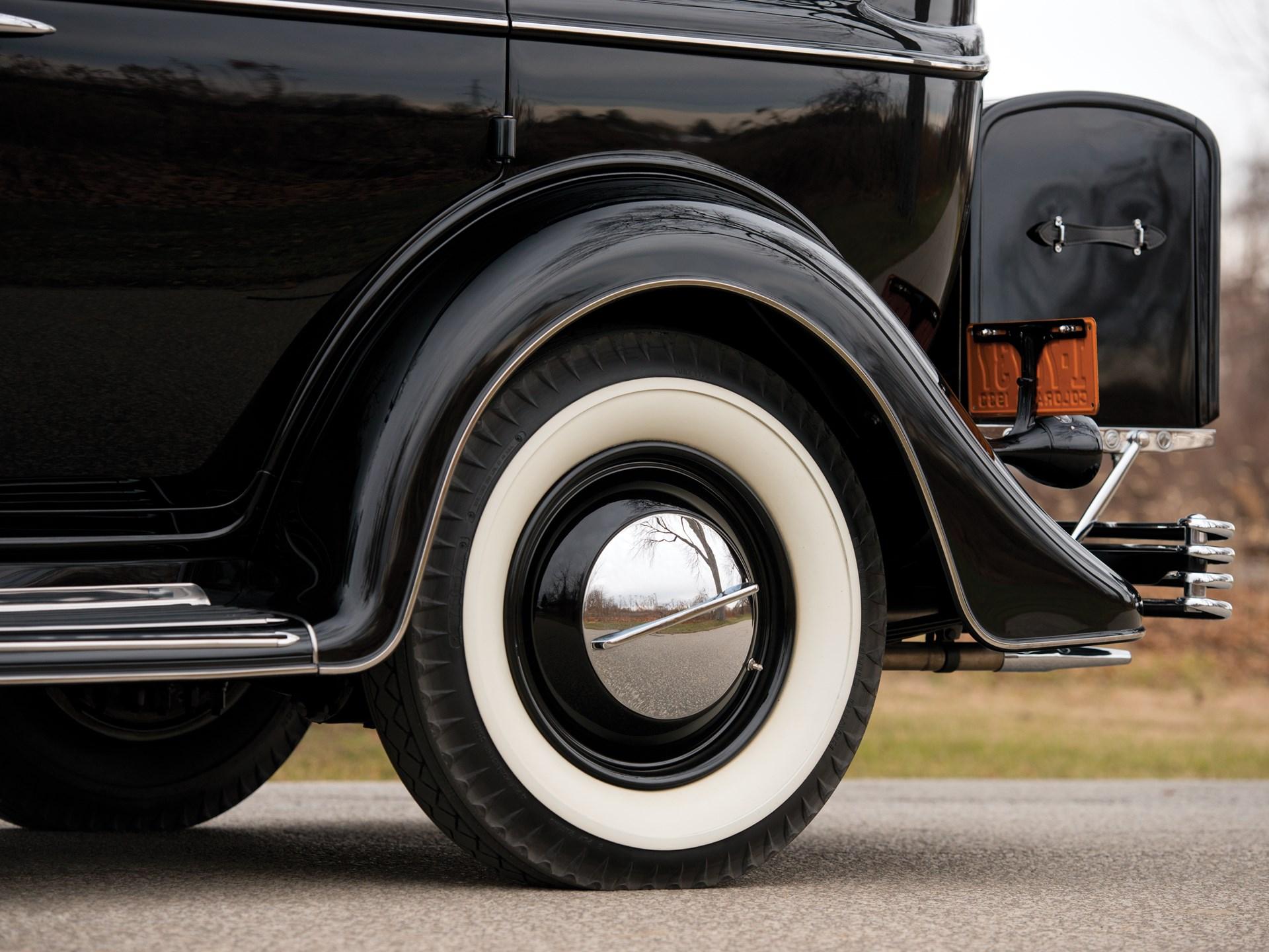 Rm Sothebys 1933 Cadillac V 16 Seven Passenger Sedan By Fleetwood 1963 Wiring Harness