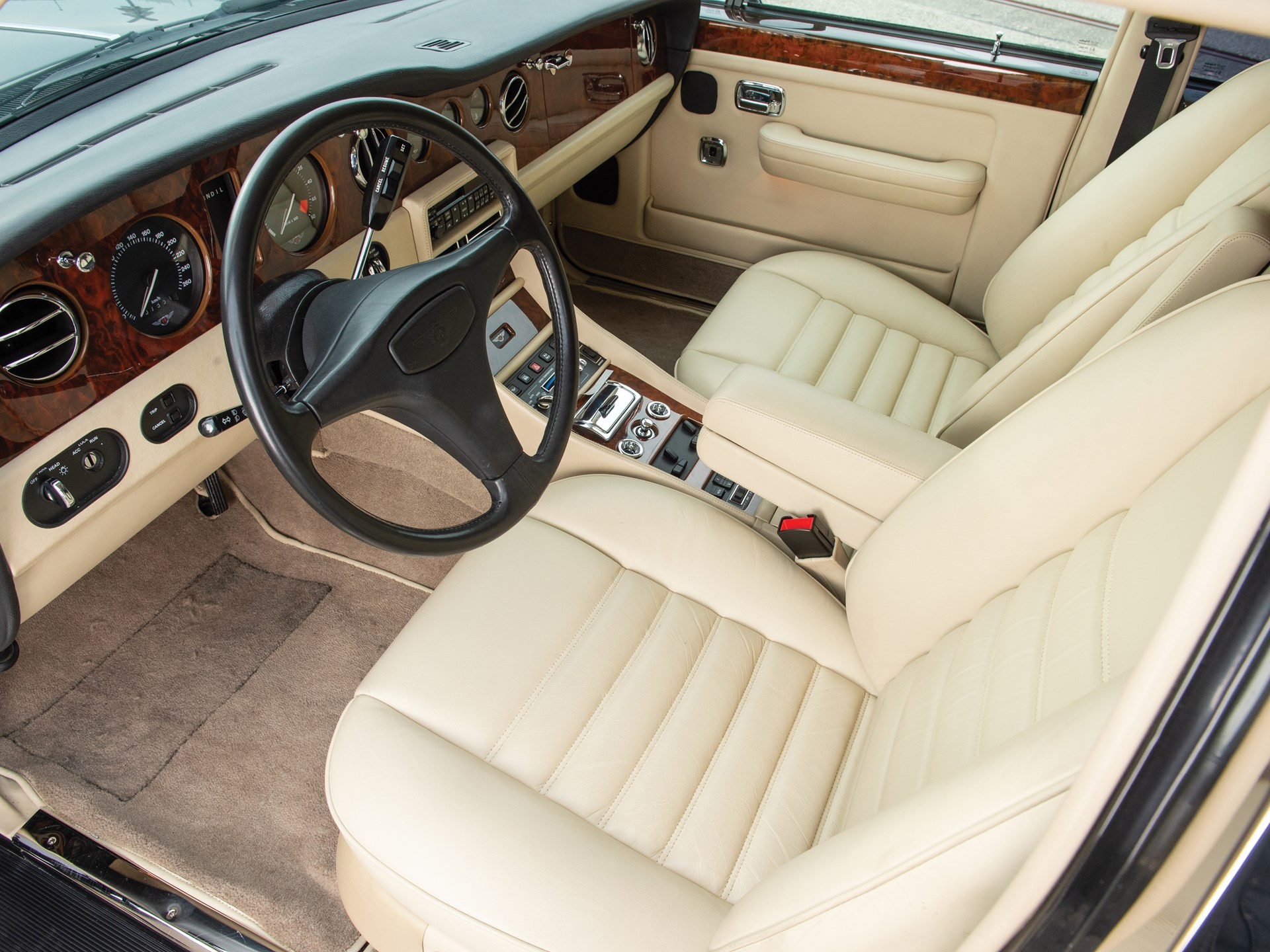 1991 Bentley Turbo RL