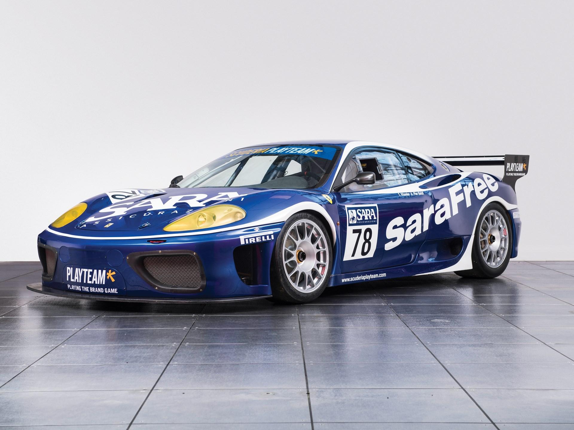 2004 Ferrari 360 GTC