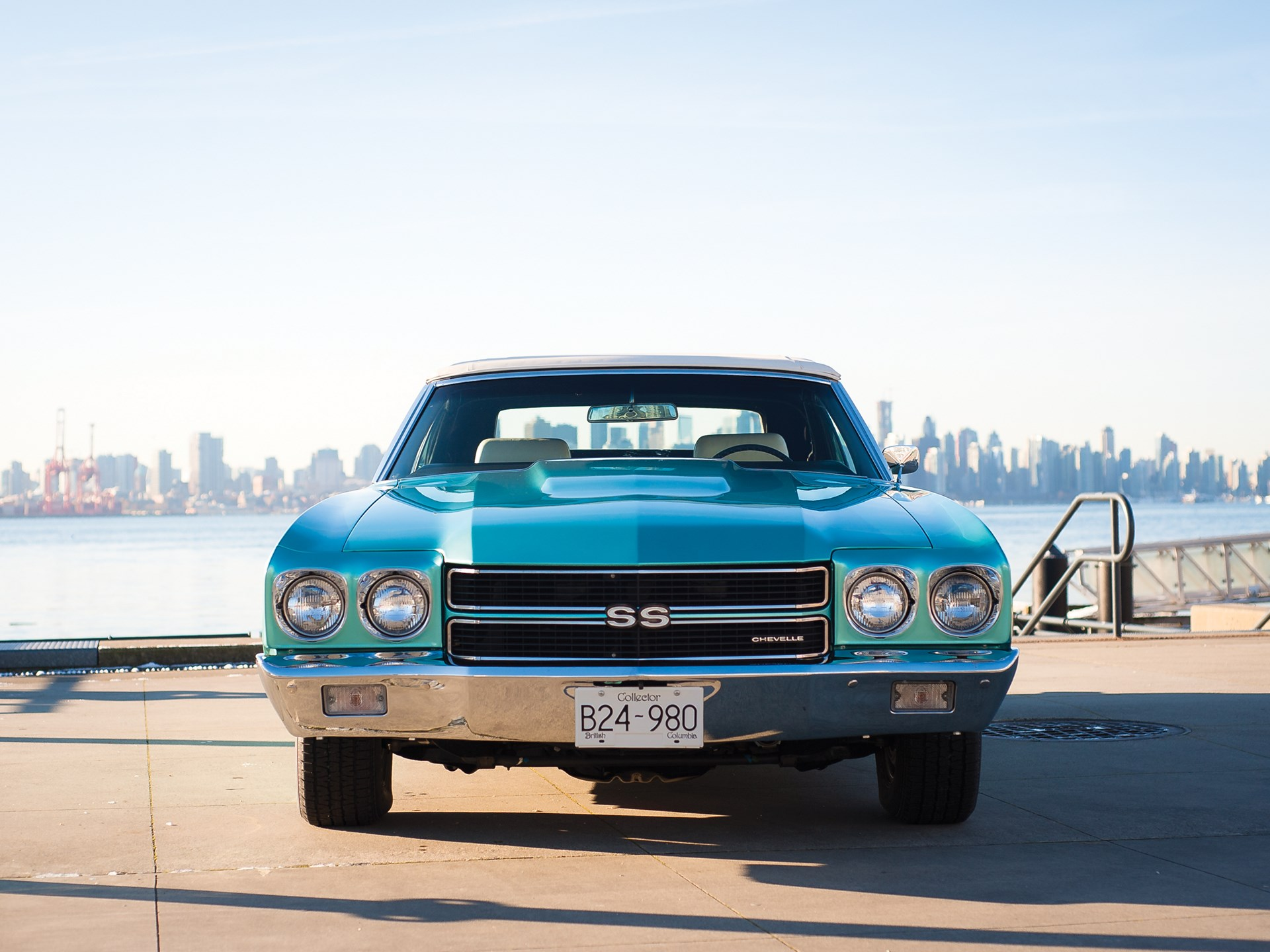 RM Sotheby's - 1970 Chevrolet Chevelle SS 454 LS6
