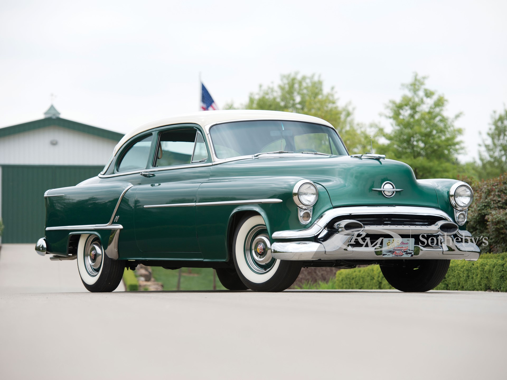 1953 Oldsmobile Super 88 Deluxe