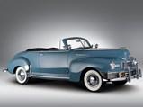 1948 Nash Ambassador Custom Convertible  - $