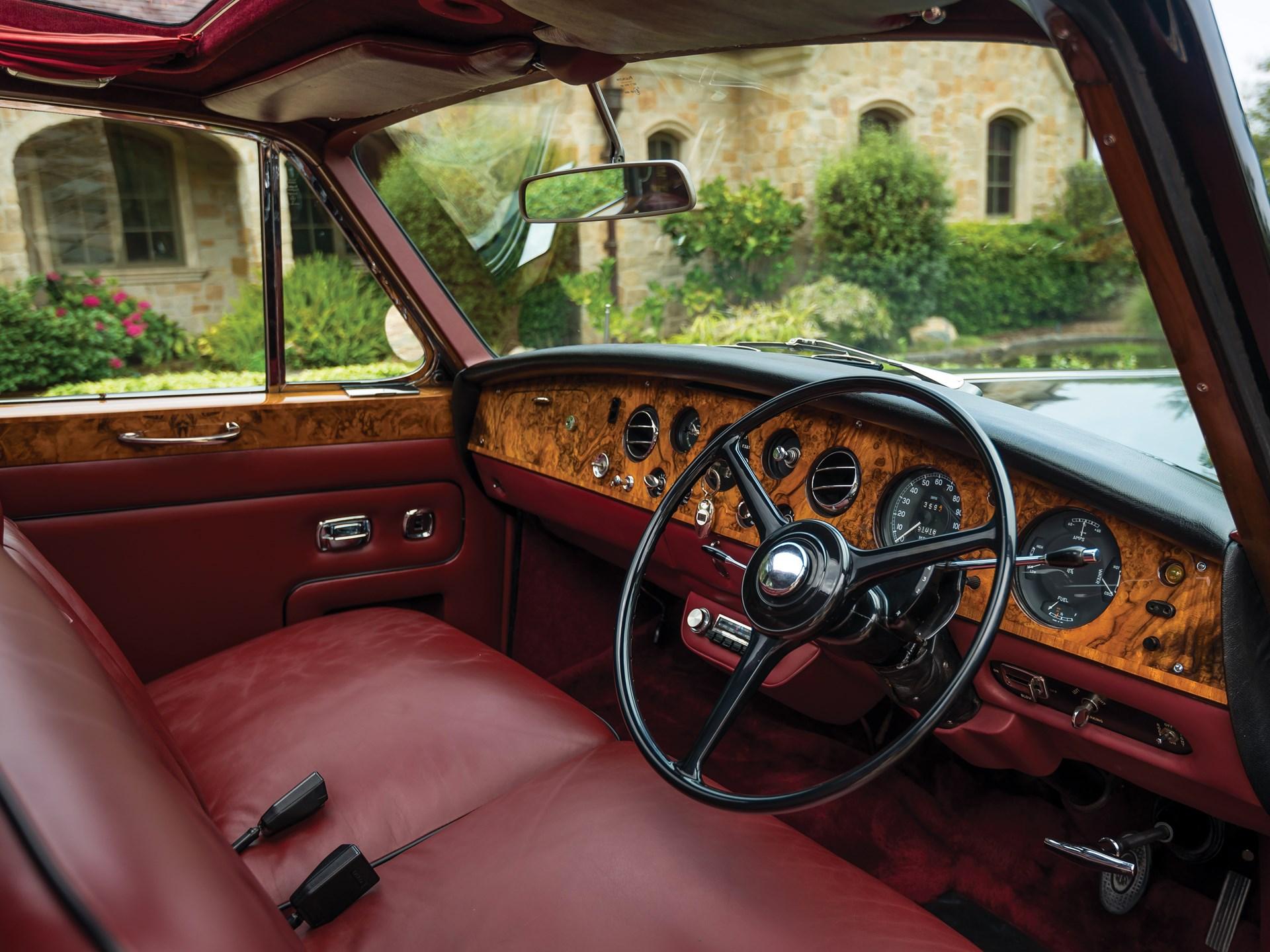 Rm Sothebys 1972 Rolls Royce Phantom Vi Limousine By Mulliner Trumph Boots Darkbrown Park Ward