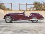 1939 Alfa Romeo 6C 2300B Corto Spider in the style of Touring - $