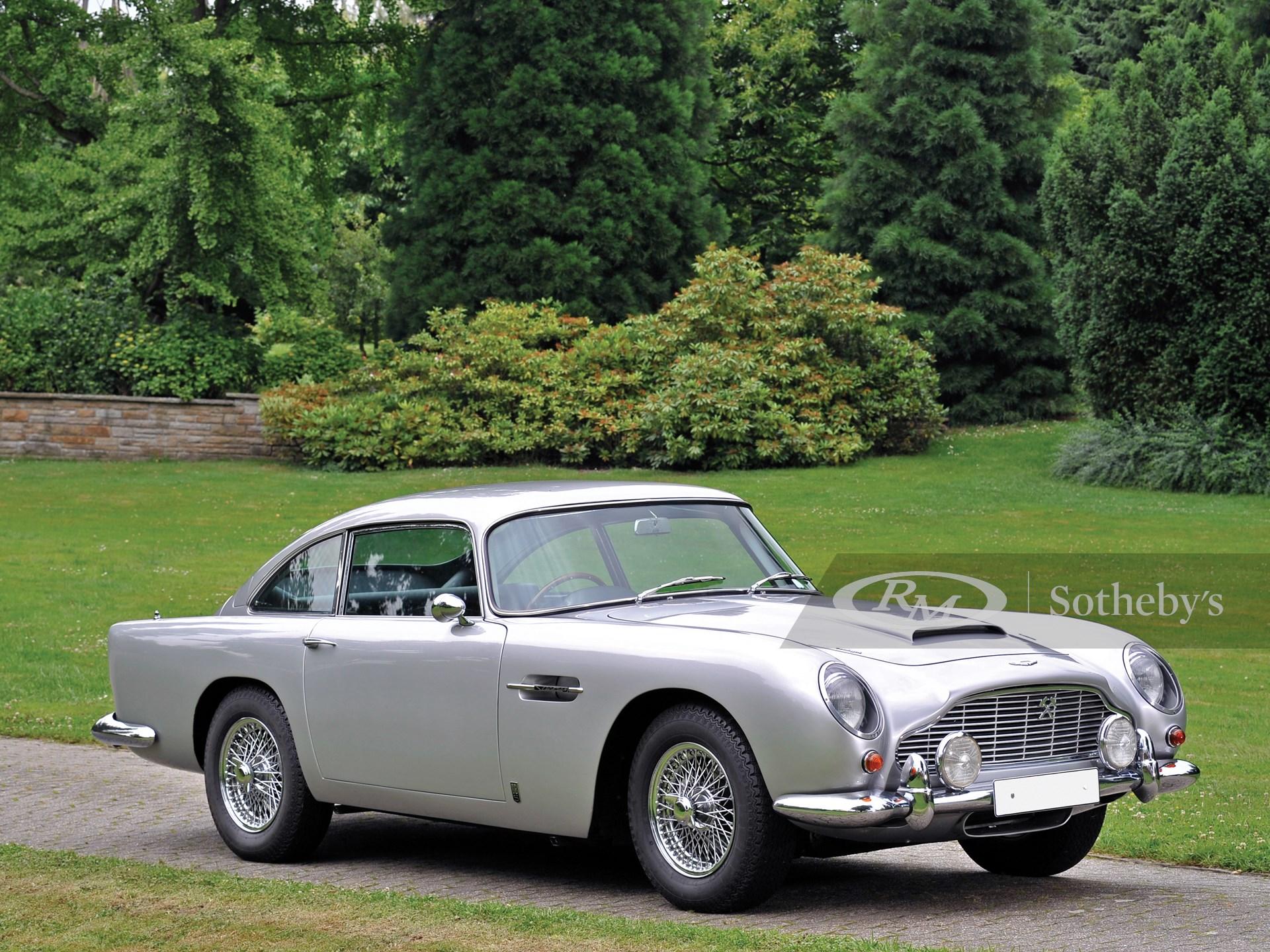 1965 Aston Martin Db5 Vantage London 2015 Rm Sotheby S