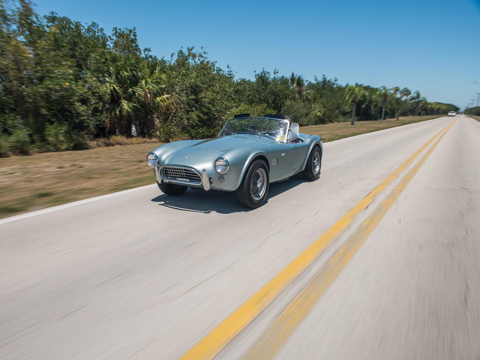 """1964 Shelby 289 """"Lindauer Cobra"""""""