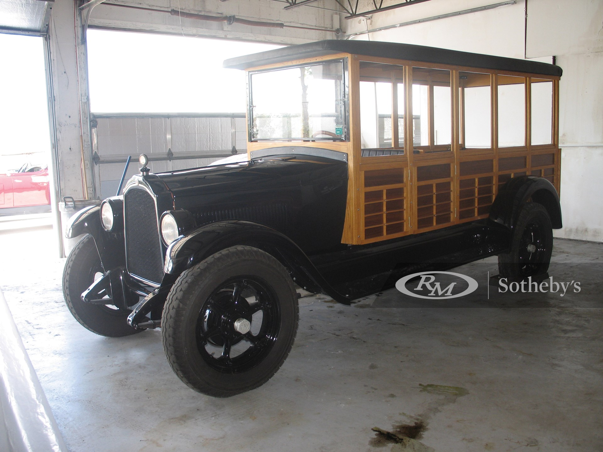 1928 Willys-Knight Wagon  -