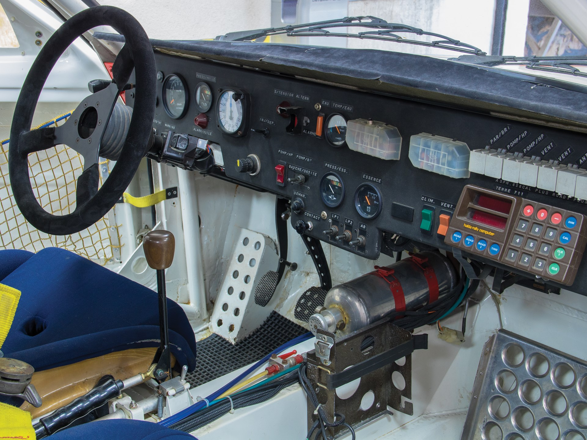 RM Sotheby\'s - 1984 Peugeot 205 Turbo 16 Evolution 1 Group B ...