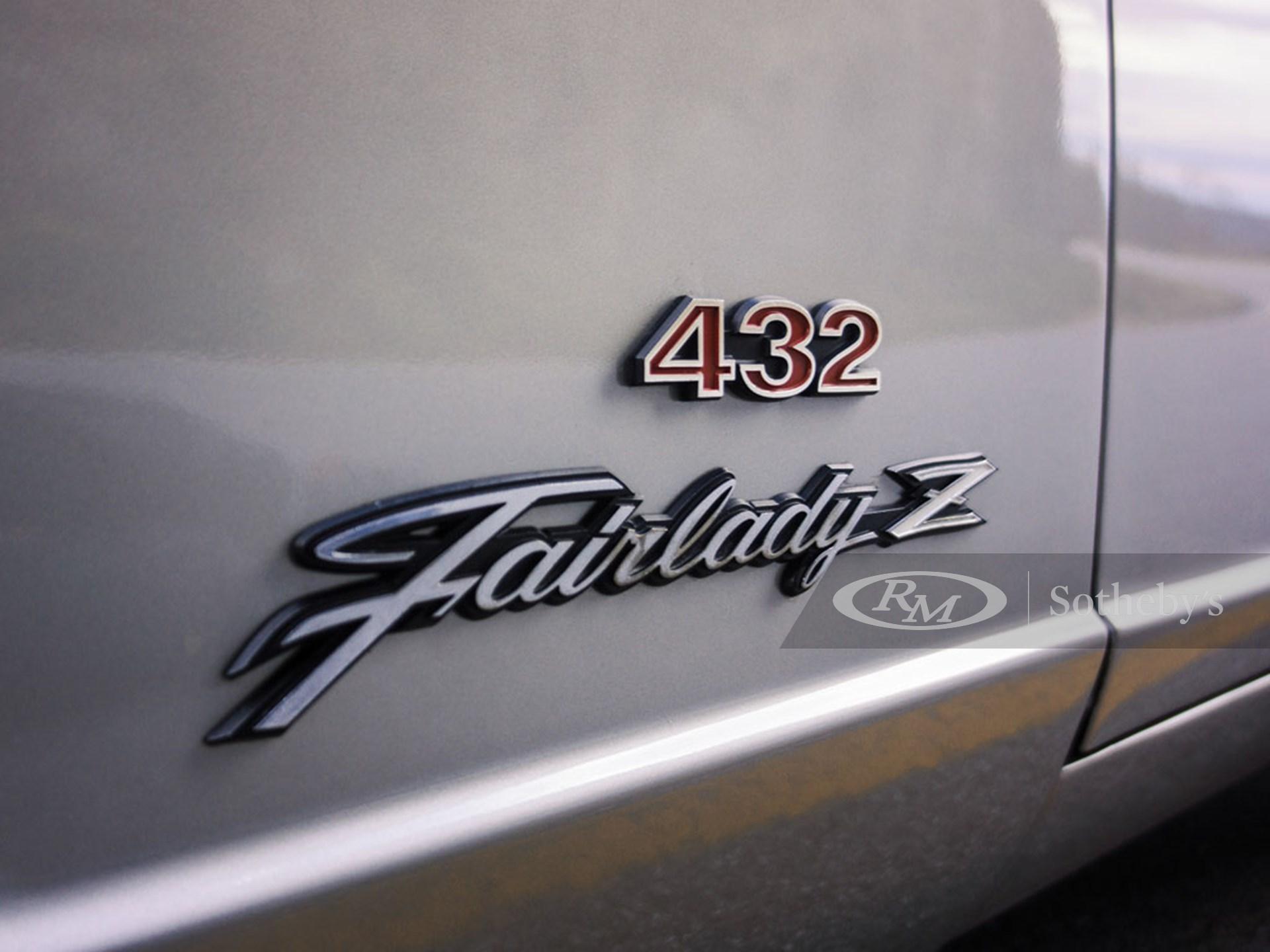 1970 Nissan Fairlady Z432  -
