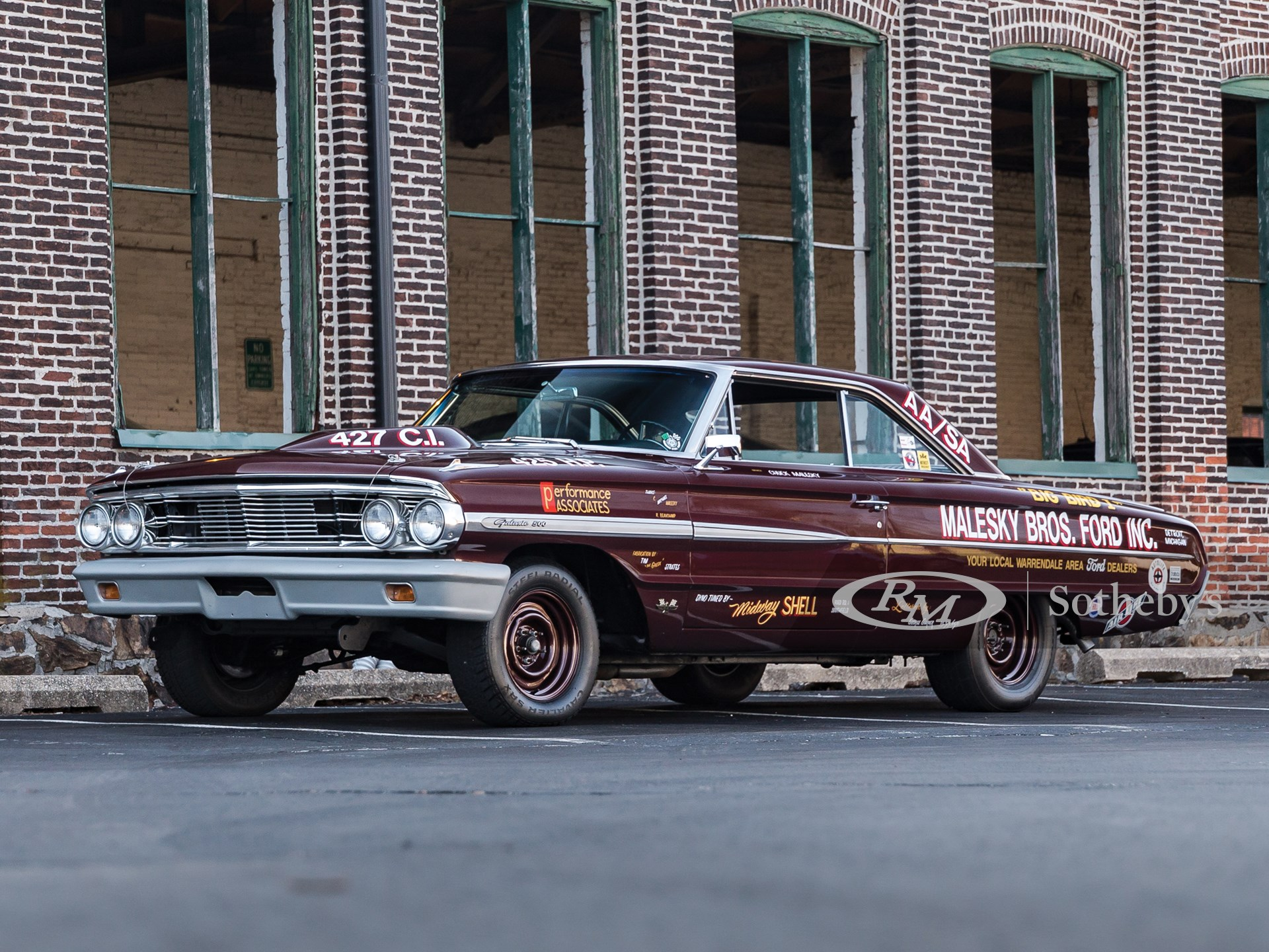 "1964 Ford Galaxie 500 ""Big Bird I"" Tribute"
