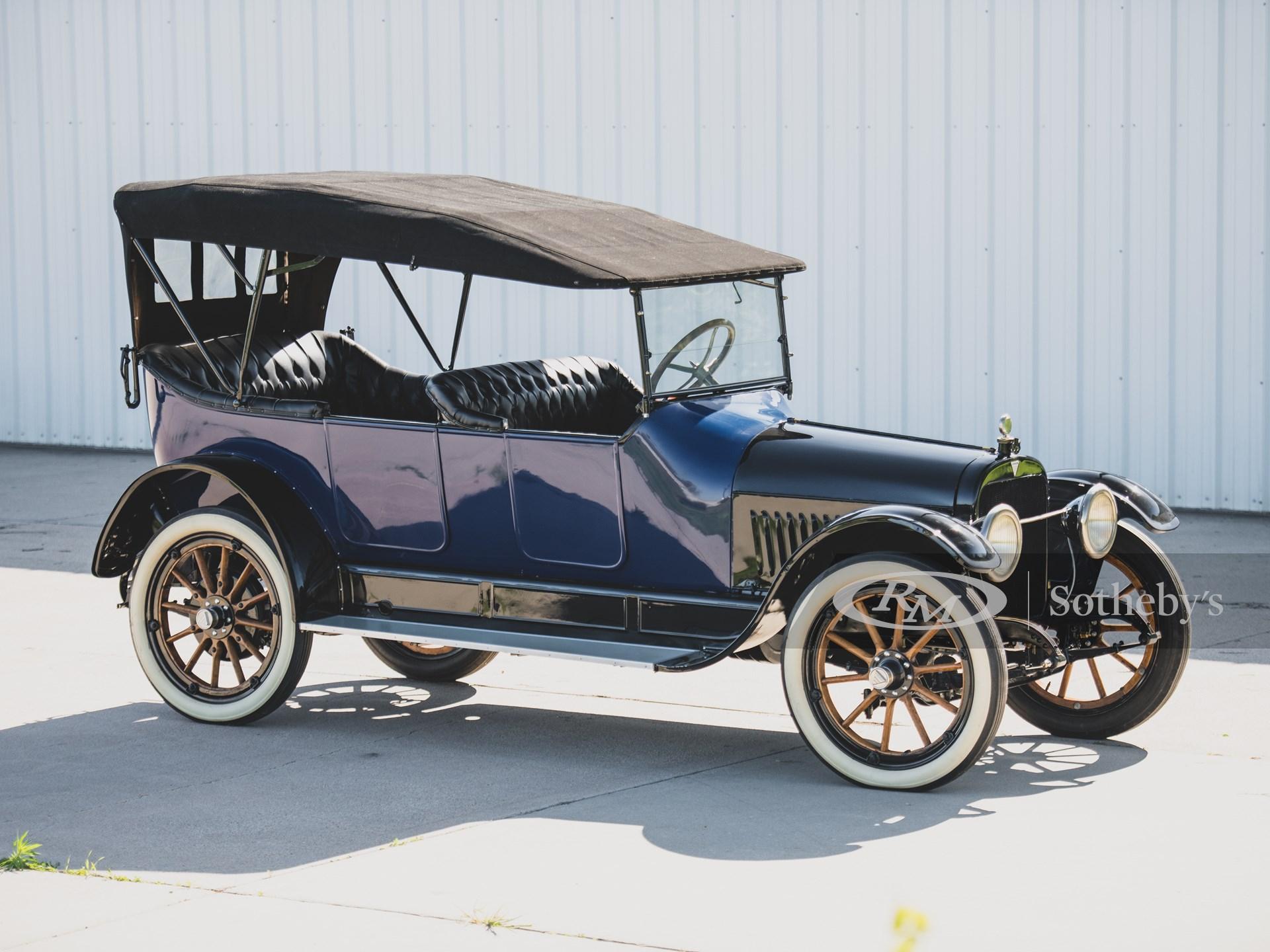 1915 Hudson Six-40 Seven-Passenger Phaeton  -