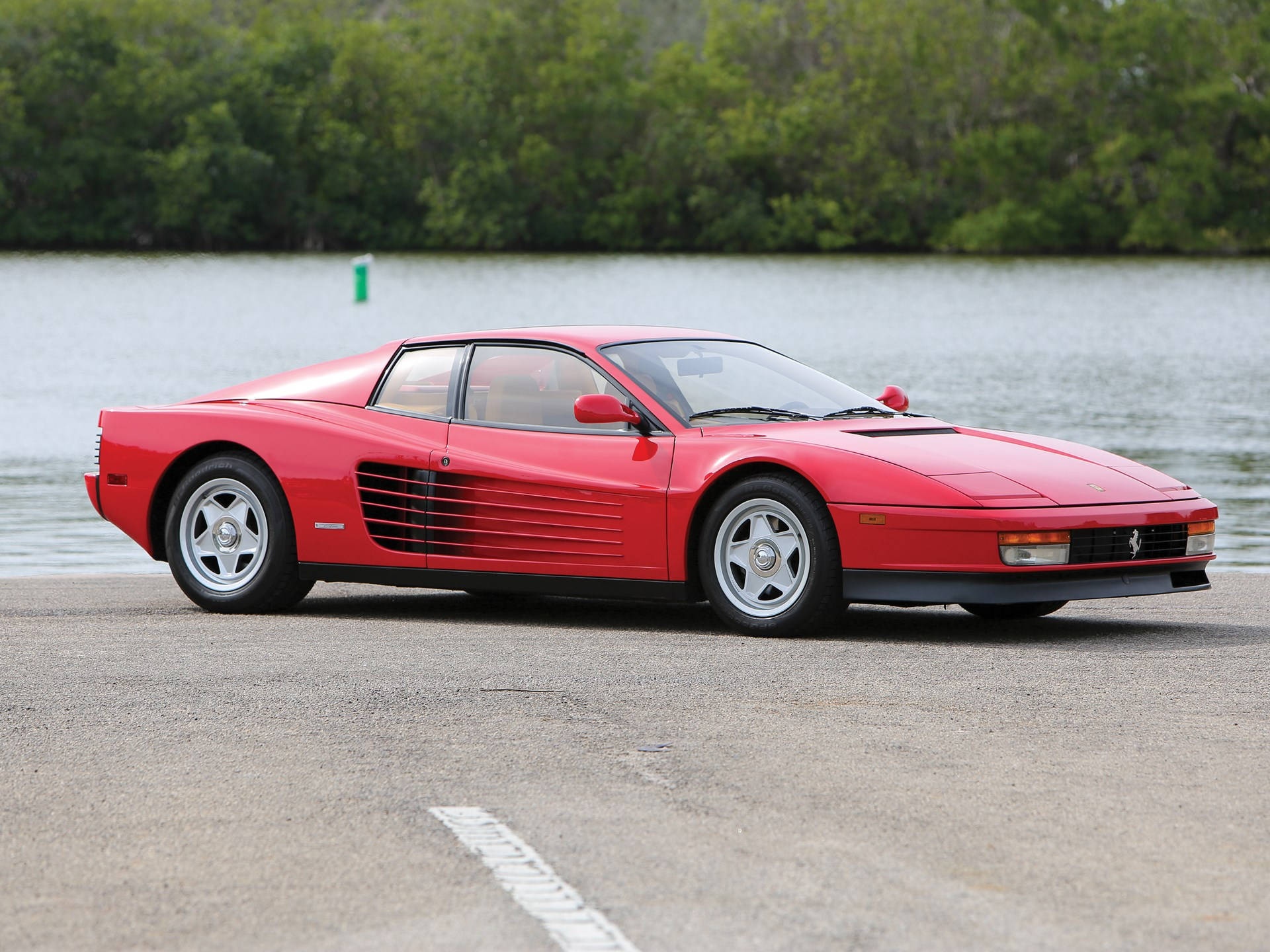 rm sotheby 39 s 1987 ferrari testarossa fort lauderdale 2018. Black Bedroom Furniture Sets. Home Design Ideas