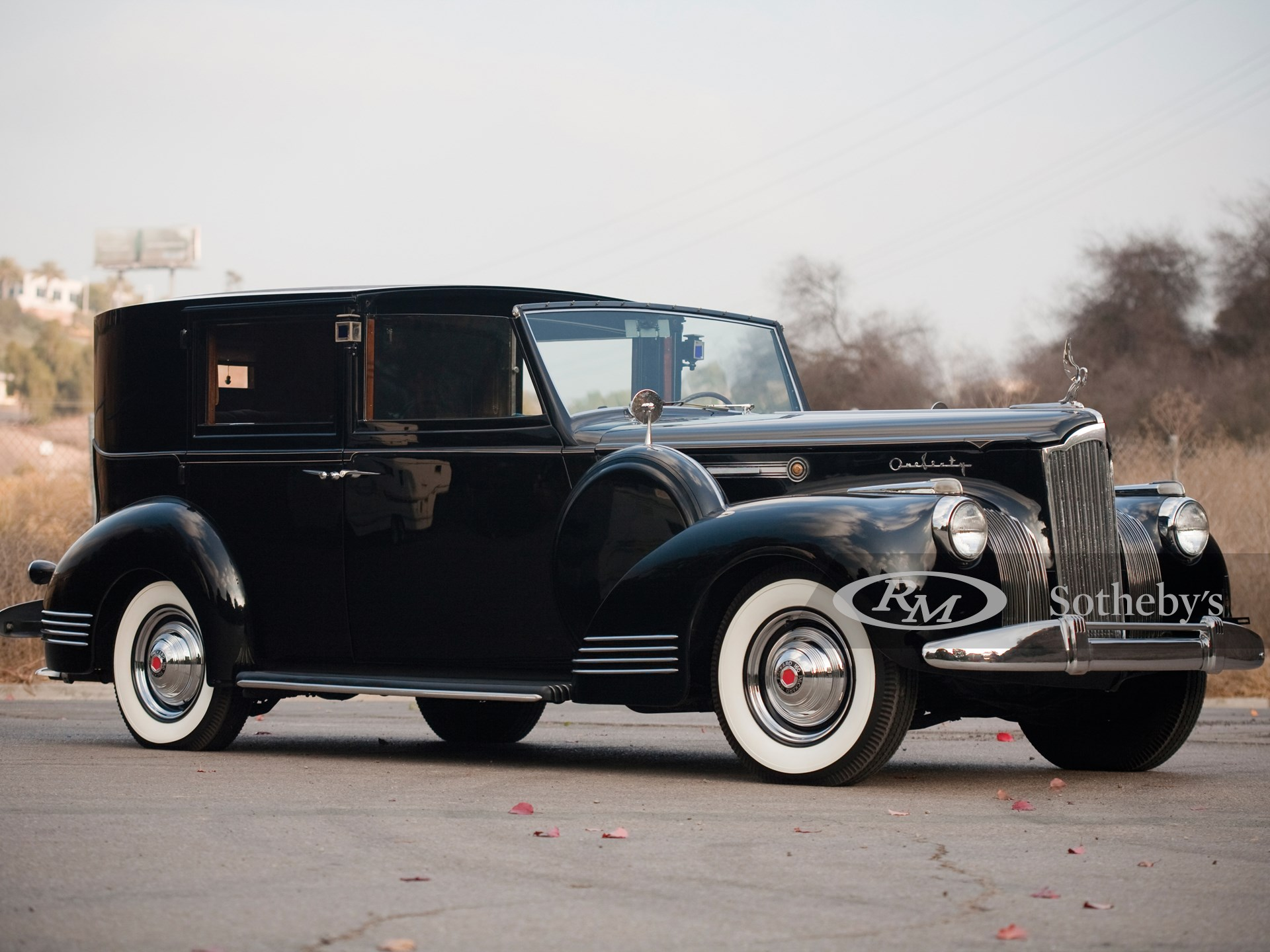 1941 Packard Super Eight 160 Town Car