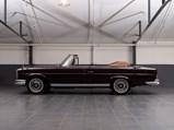 1963 Mercedes-Benz 220 SE Cabriolet  - $