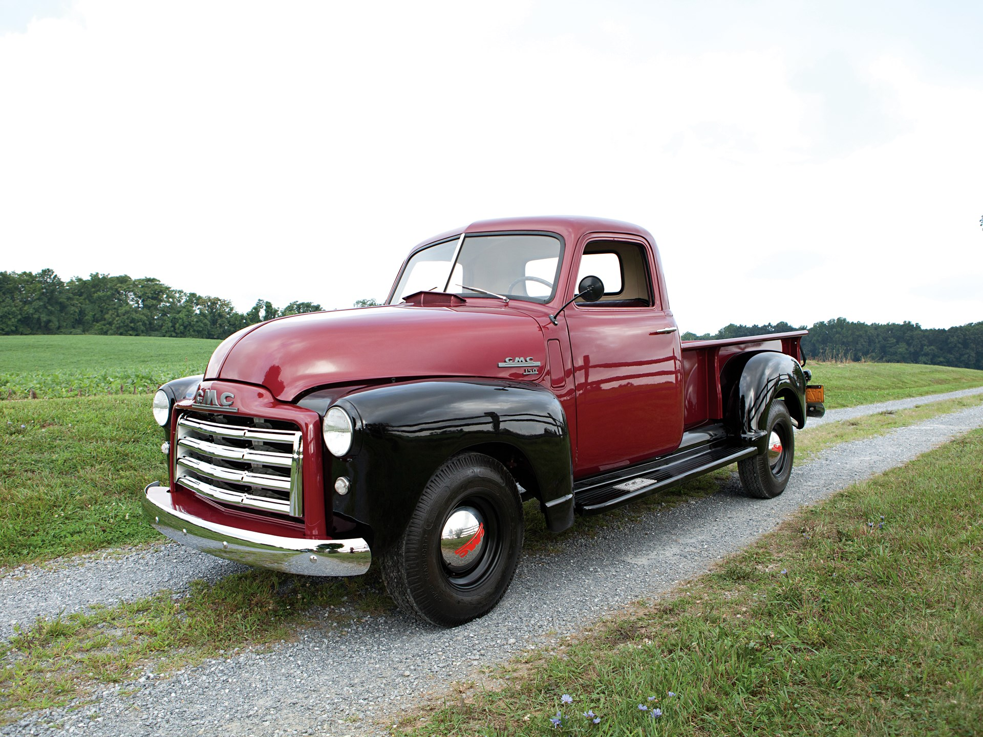 Rm Sotheby S 1949 Gmc 150 190 Ton Pickup Truck Hershey 2012