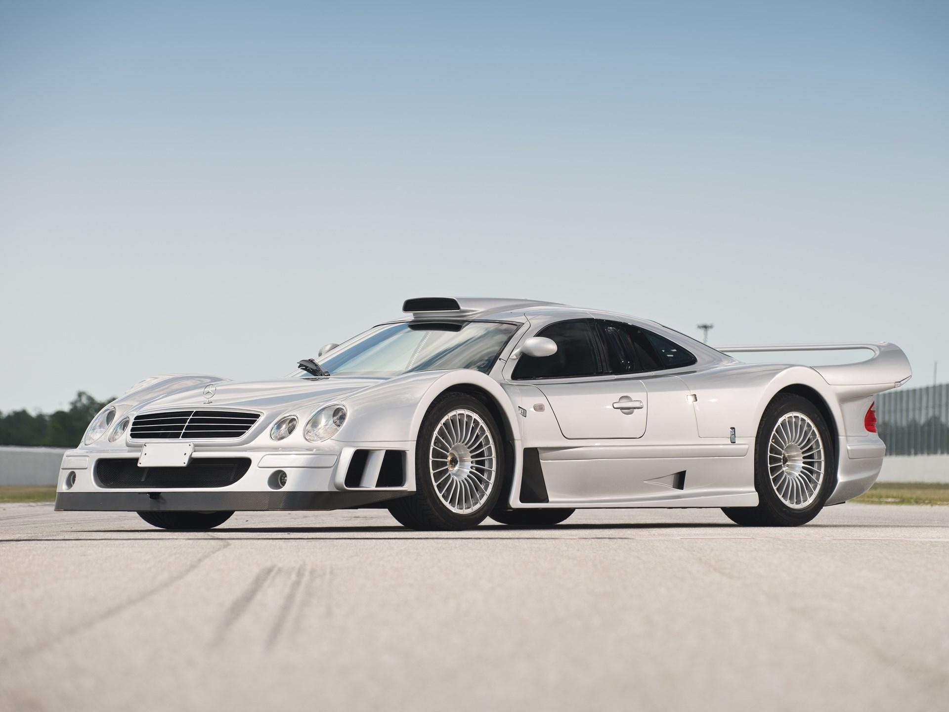 1998 Mercedes Benz CLK GTR