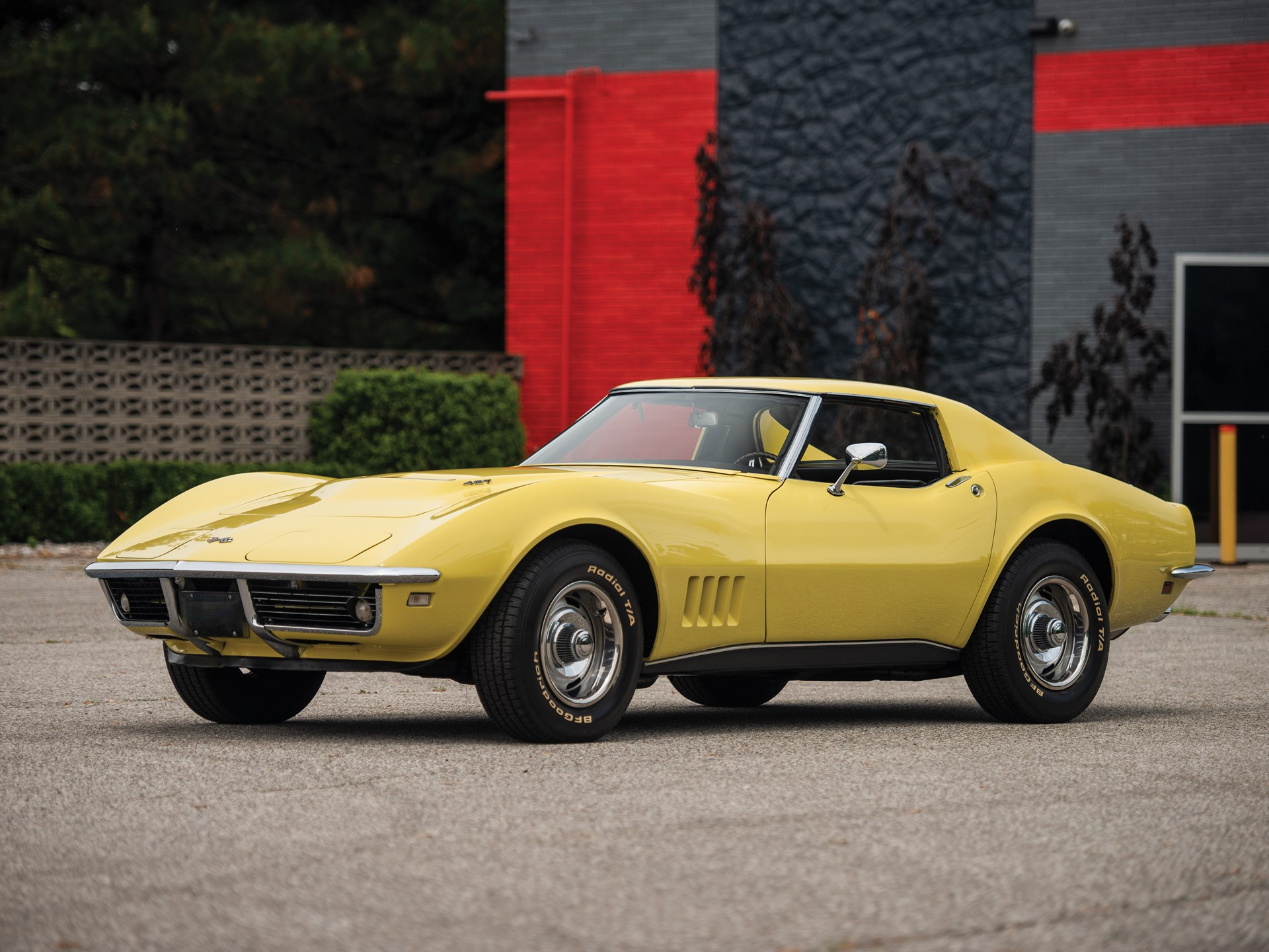 1968 Chevrolet Corvette 427 390 Coupe