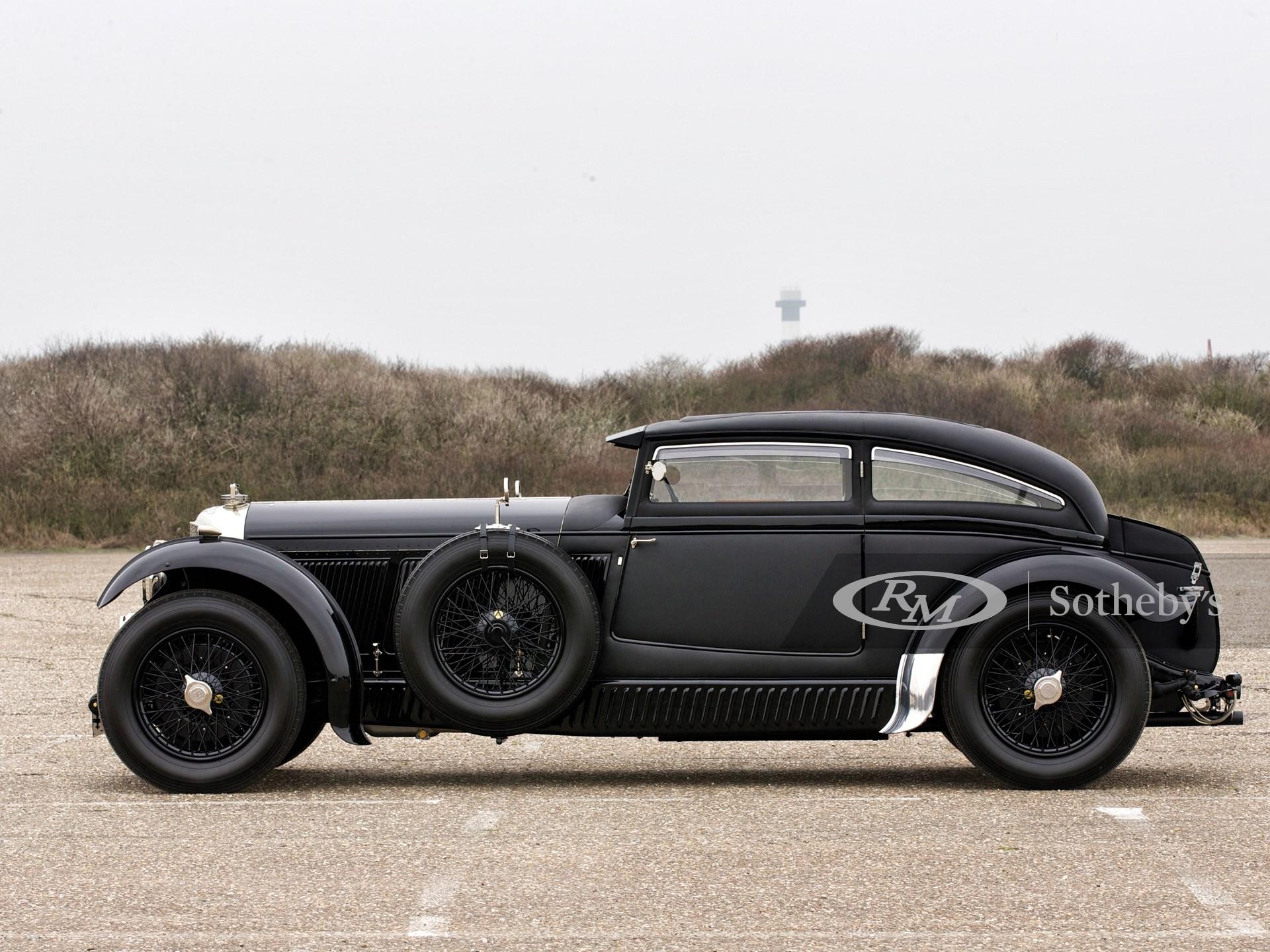 "1950 Bentley ""Blue Train"" Recreation  -"