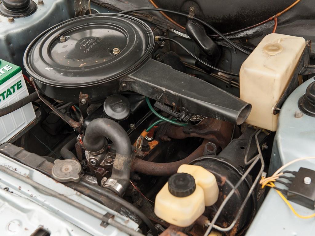 1976 Ford Escort 1100 GL Sedan