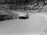 1963 Abarth-Simca 1300 GT Coupé by Beccaris - $In his first race with his new Abarth-Simca 1300 GT Coupe, Renato Arfe finishes 6th in class at the 1963 Consuma Hill Climb.