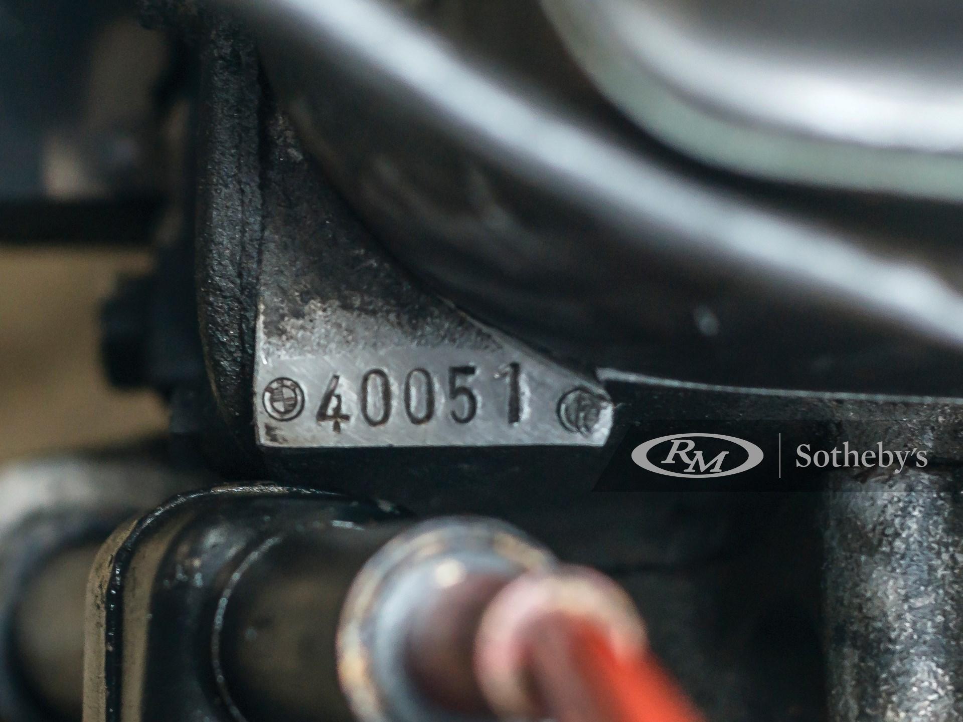 1957 BMW 507 Roadster Series I  -