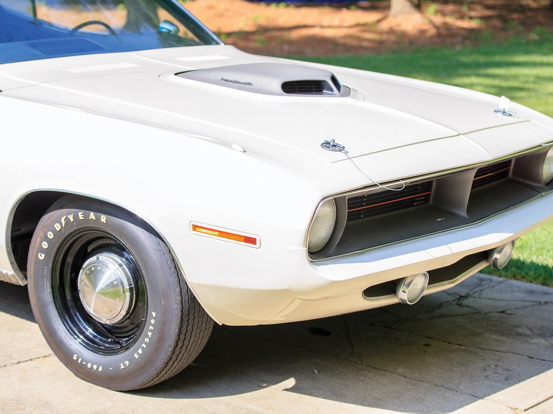 RM Sotheby's - 1970 Plymouth Hemi 'Cuda | Auburn Fall 2019