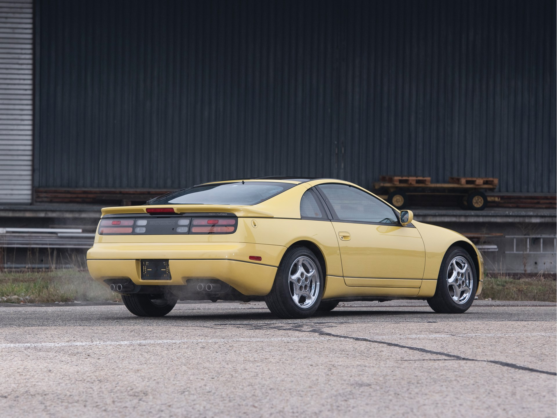 RM Sotheby's - 1990 Nissan 300ZX Twin Turbo | Fort