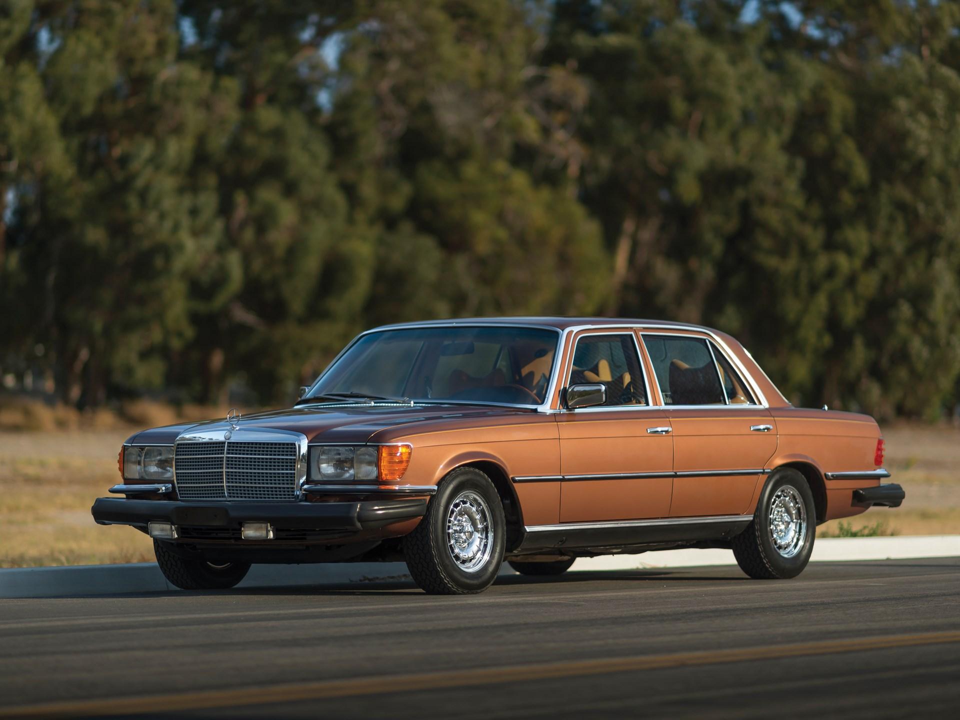 1979 Mercedes Benz 450 Sel 6 9