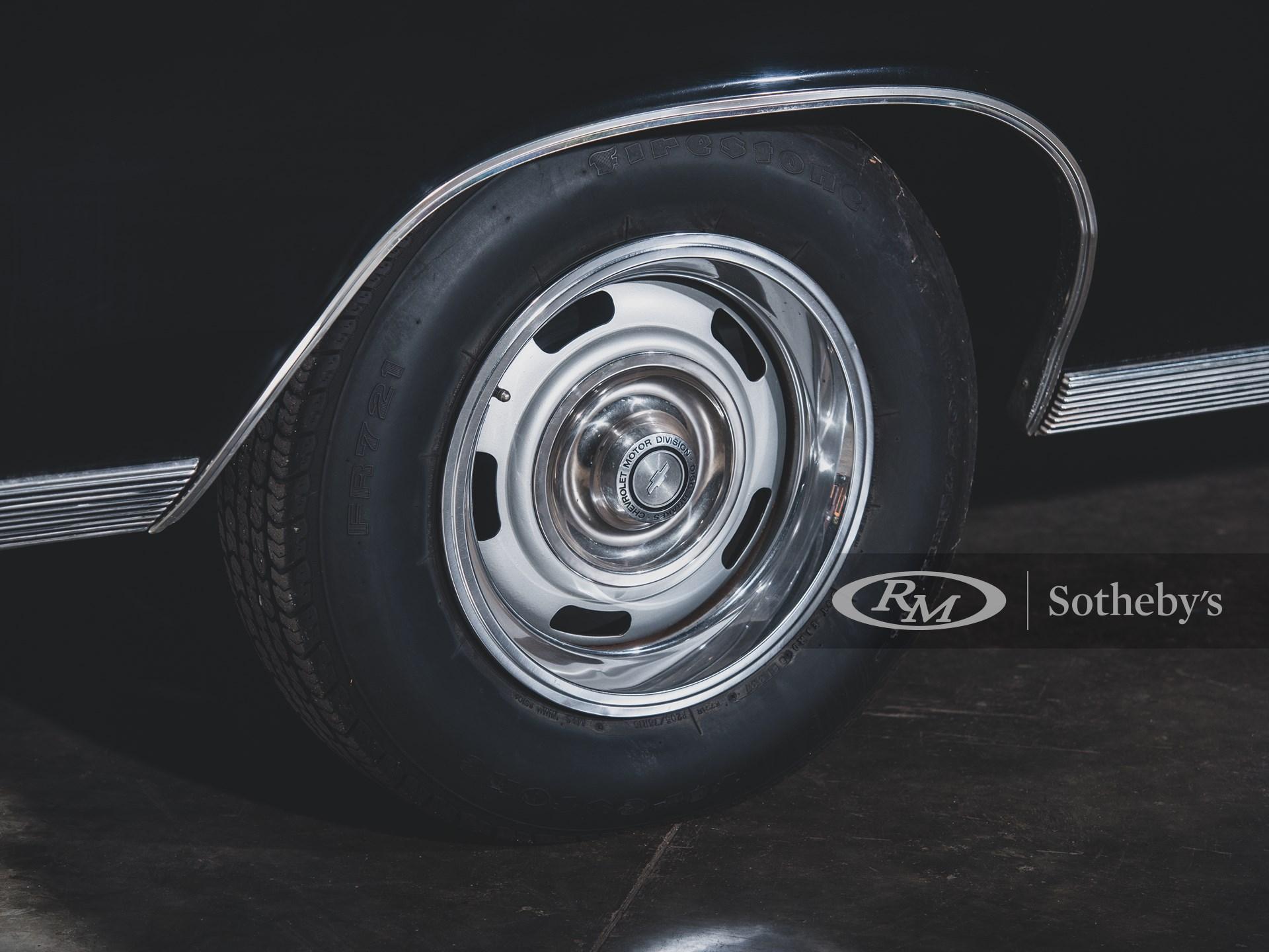 1966 Chevrolet El Camino Custom  -