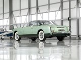 1953 Chrysler Special Coupe by Ghia - $
