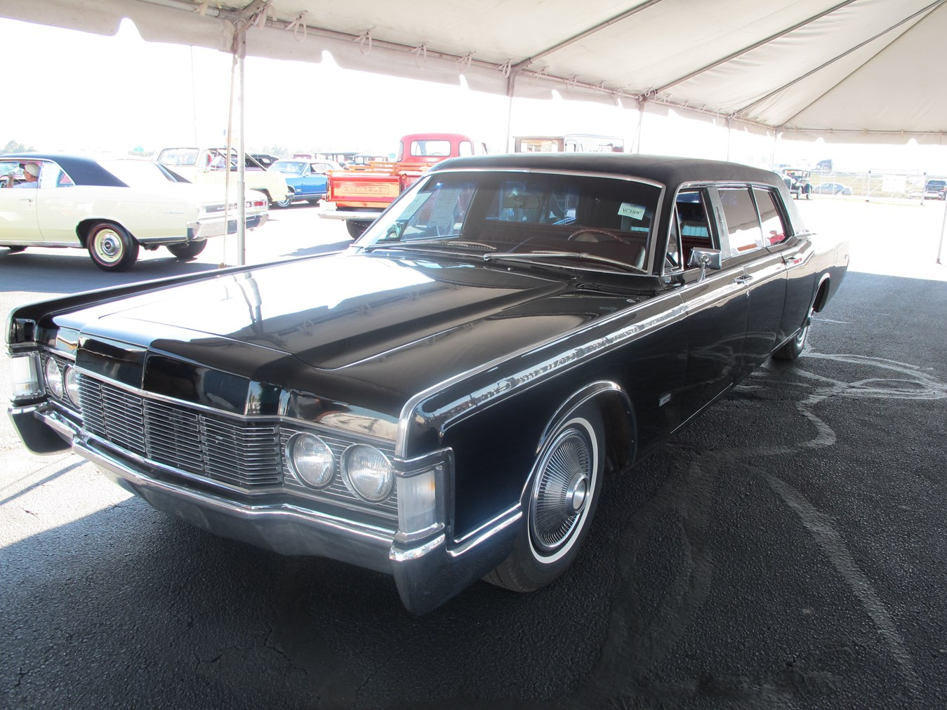 RM Sotheby\'s - 1968 Lincoln Lehmann-Peterson | Auctions America by ...