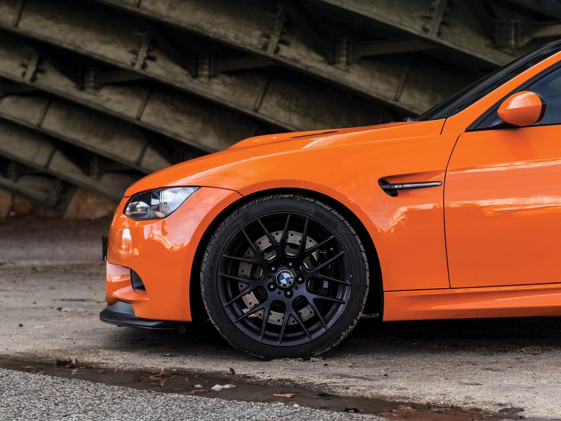RM Sotheby\'s - 2011 BMW M3 GTS | Monaco 2018