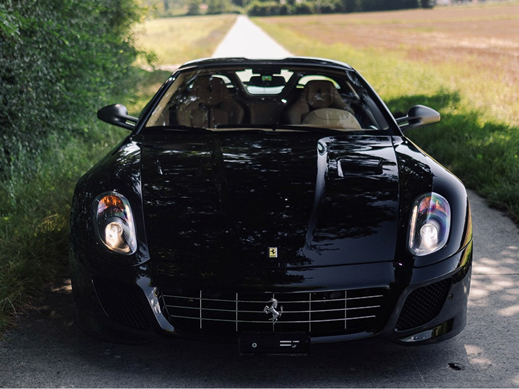 2011 Ferrari SA Aperta offered at RM Sothebys St. Moritz Live Collector Car Auction 2021