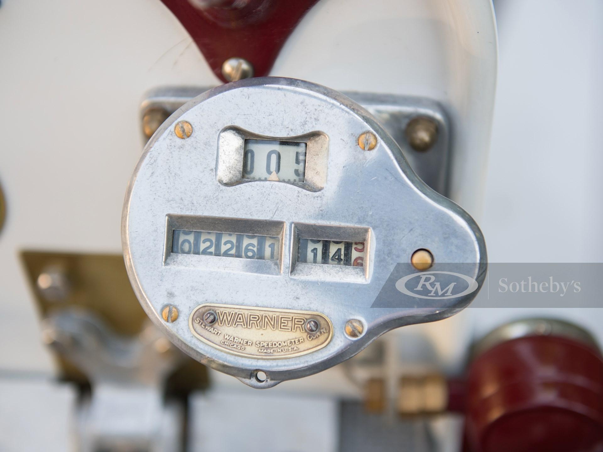1923 American LaFrance Speedster  -