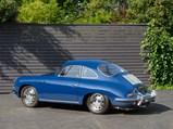 1964 Porsche 356 C Carrera 2 2000 GS Coupe  - $
